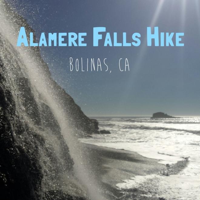 Alamere Falls Hike in Bolinas, California // tahoefabulous.com