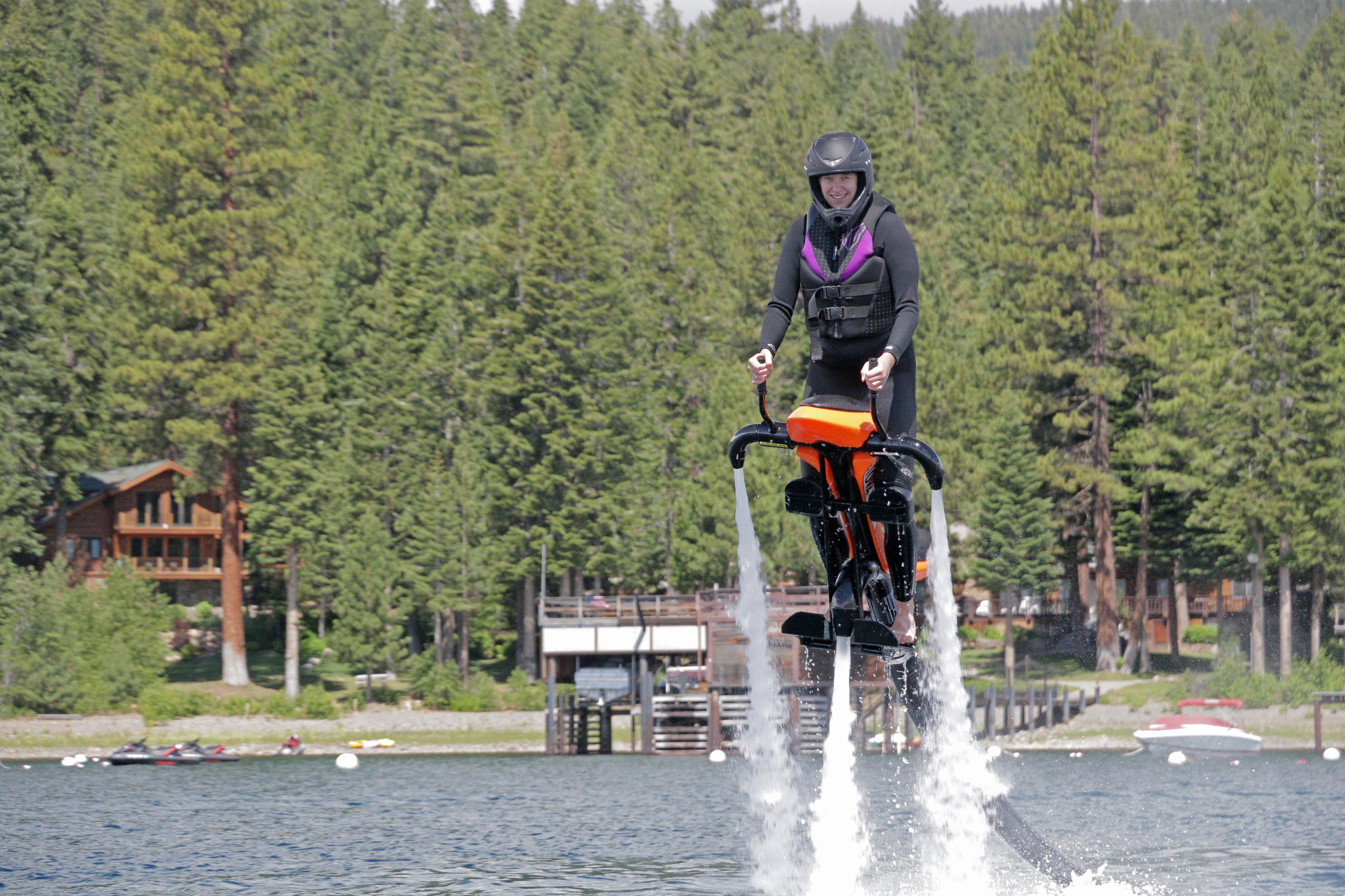 Jetavator Tahoe