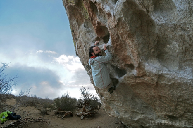 Greyson Bouldering Buttermilks