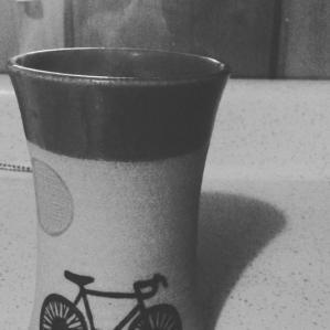 Alanna Hughes Bike Mug