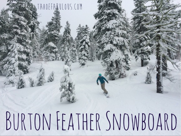 Burton Feather Snowboard Review